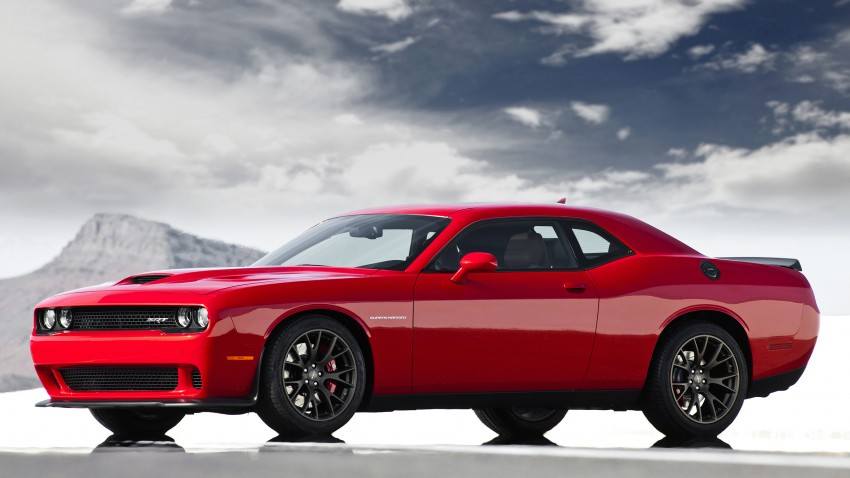 Dodge Challenger SRT – new 6.2 V8 mill with 707 hp Image #248559