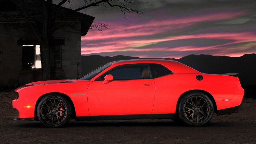 Dodge Challenger SRT – new 6.2 V8 mill with 707 hp Image #248561