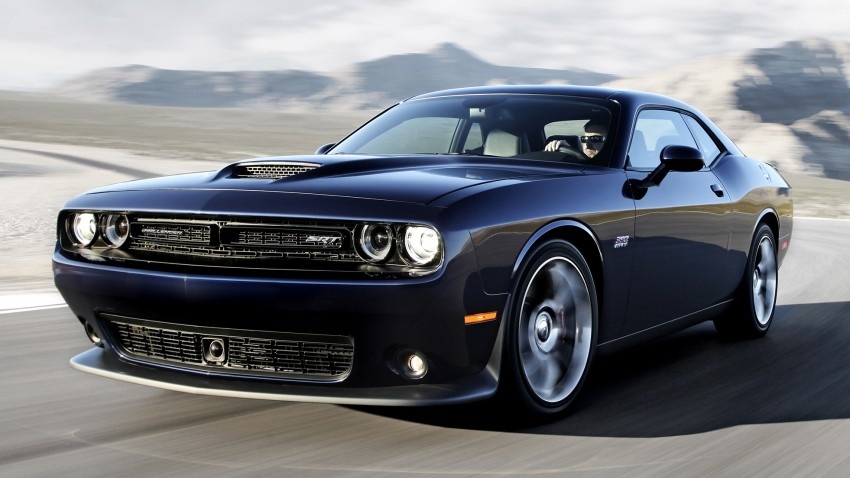 Dodge Challenger SRT – new 6.2 V8 mill with 707 hp Image #248573