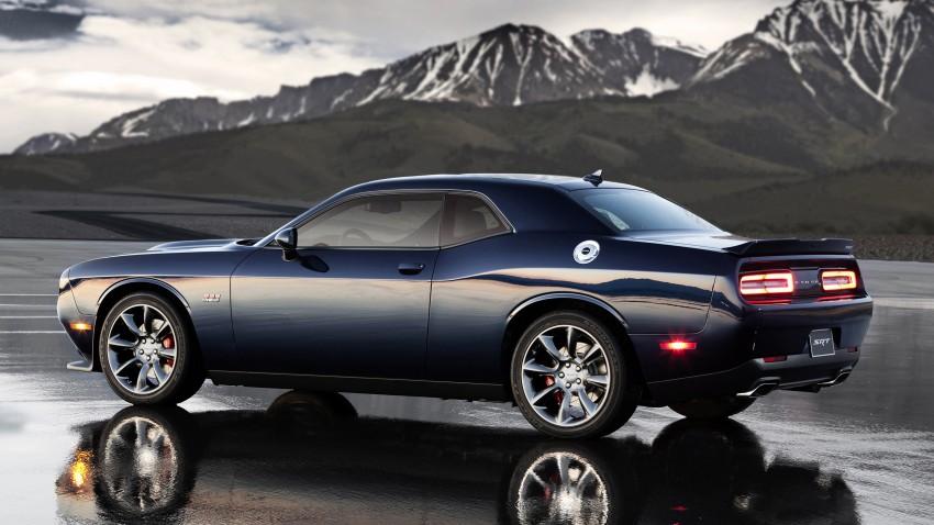 Dodge Challenger SRT – new 6.2 V8 mill with 707 hp Image #248574