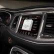 2015 Dodge Challenger SRT Hellcat 8.4 inch U-Connect Performance