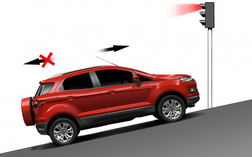 DRIVEN: Ford EcoSport 1.5 in Hua Hin, Thailand Image #245587
