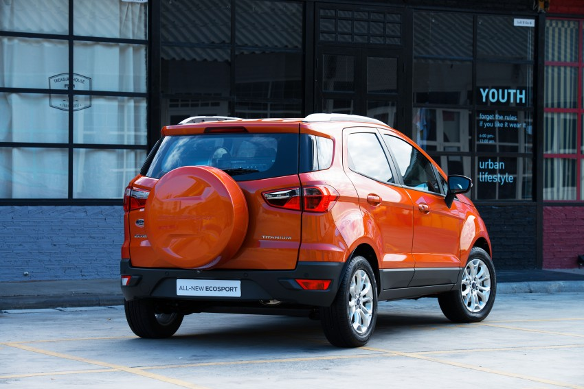DRIVEN: Ford EcoSport 1.5 in Hua Hin, Thailand Image #245596