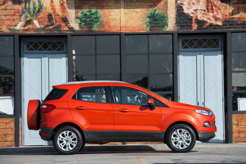 DRIVEN: Ford EcoSport 1.5 in Hua Hin, Thailand Image #245597