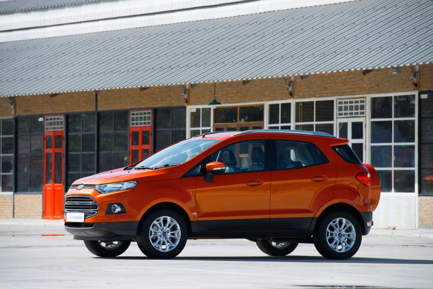 DRIVEN: Ford EcoSport 1.5 in Hua Hin, Thailand Image #245598
