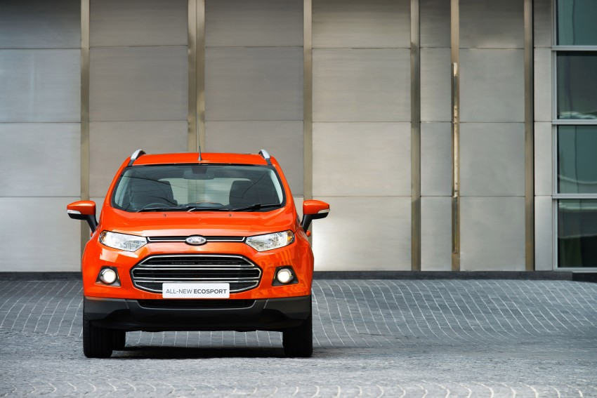 DRIVEN: Ford EcoSport 1.5 in Hua Hin, Thailand Image #245604
