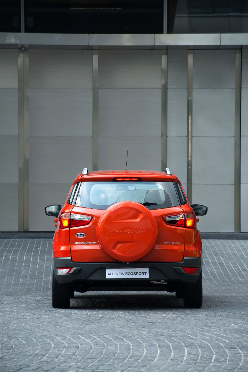 DRIVEN: Ford EcoSport 1.5 in Hua Hin, Thailand Image #245605