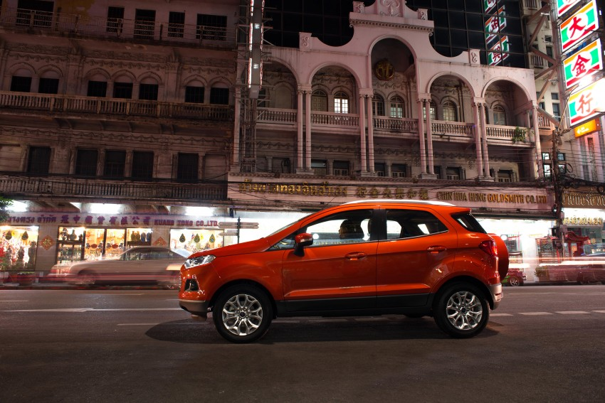 DRIVEN: Ford EcoSport 1.5 in Hua Hin, Thailand Image #245611