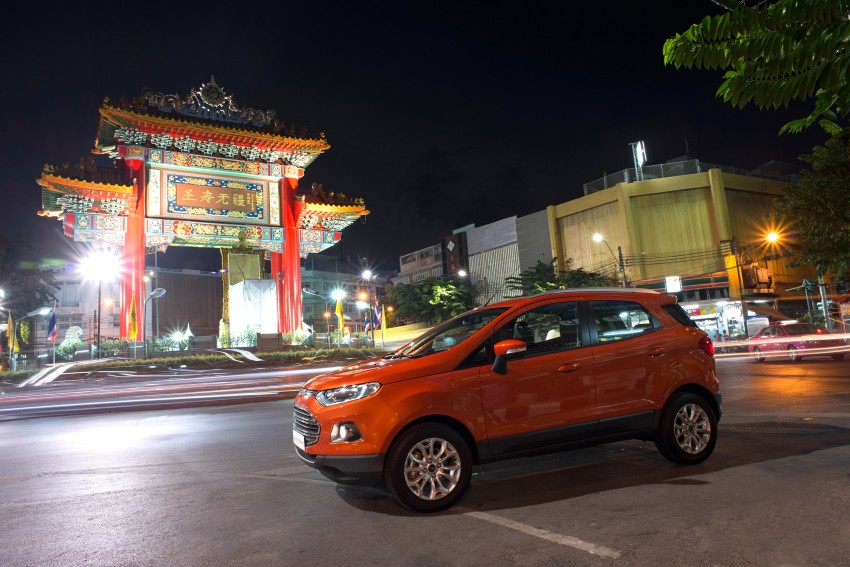 DRIVEN: Ford EcoSport 1.5 in Hua Hin, Thailand Image #245612