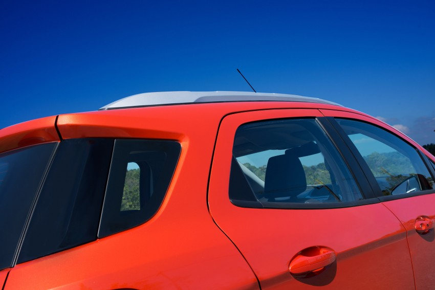 DRIVEN: Ford EcoSport 1.5 in Hua Hin, Thailand Image #245615