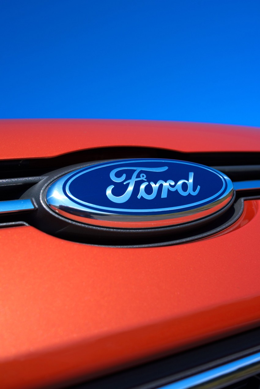 DRIVEN: Ford EcoSport 1.5 in Hua Hin, Thailand Image #245616