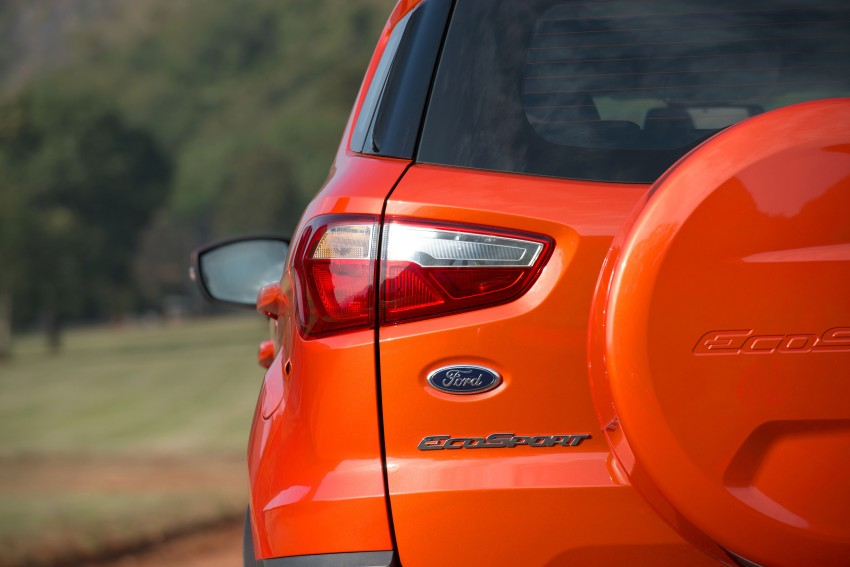 DRIVEN: Ford EcoSport 1.5 in Hua Hin, Thailand Image #245620