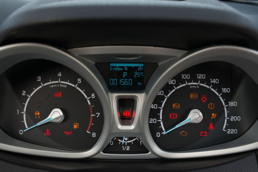 DRIVEN: Ford EcoSport 1.5 in Hua Hin, Thailand Image #245634
