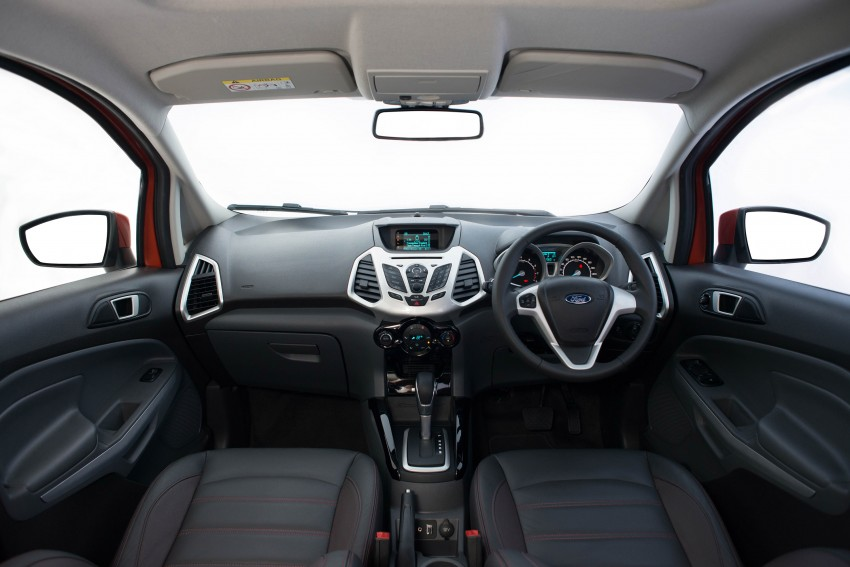 DRIVEN: Ford EcoSport 1.5 in Hua Hin, Thailand Image #245643
