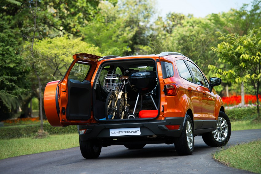 DRIVEN: Ford EcoSport 1.5 in Hua Hin, Thailand Image #245647