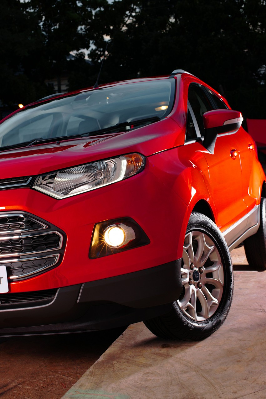 DRIVEN: Ford EcoSport 1.5 in Hua Hin, Thailand Image #245651