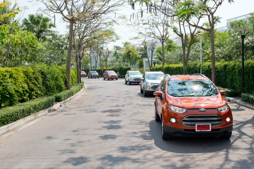 DRIVEN: Ford EcoSport 1.5 in Hua Hin, Thailand Image #245757