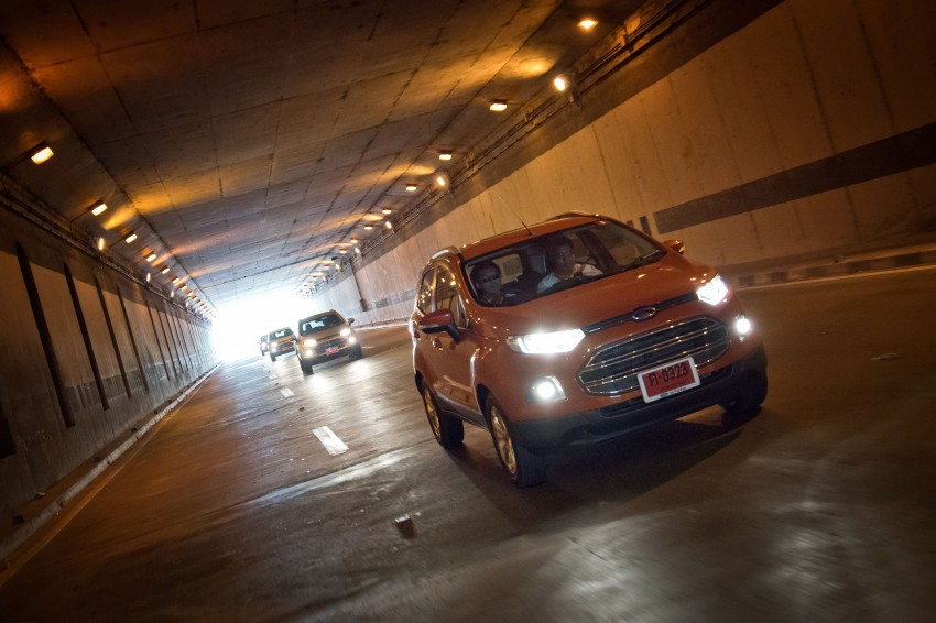 DRIVEN: Ford EcoSport 1.5 in Hua Hin, Thailand Image #245759