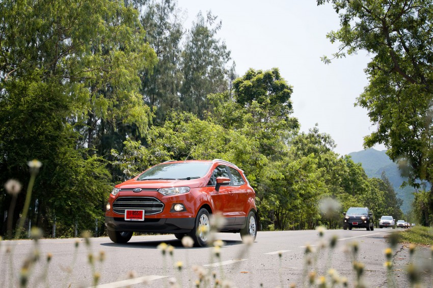 DRIVEN: Ford EcoSport 1.5 in Hua Hin, Thailand Image #245767
