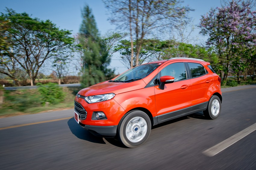 DRIVEN: Ford EcoSport 1.5 in Hua Hin, Thailand Image #245771