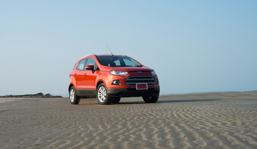 DRIVEN: Ford EcoSport 1.5 in Hua Hin, Thailand Image #245779