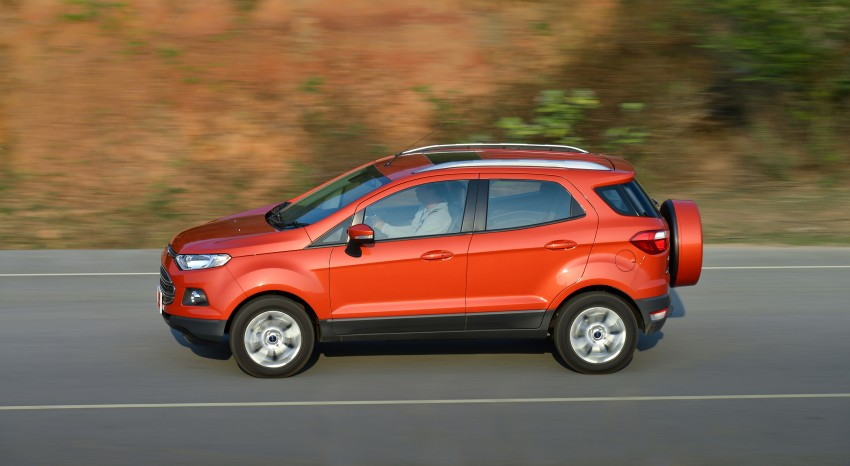 DRIVEN: Ford EcoSport 1.5 in Hua Hin, Thailand Image #245793
