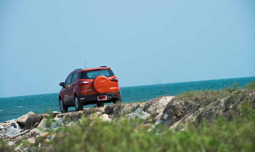 DRIVEN: Ford EcoSport 1.5 in Hua Hin, Thailand Image #245805