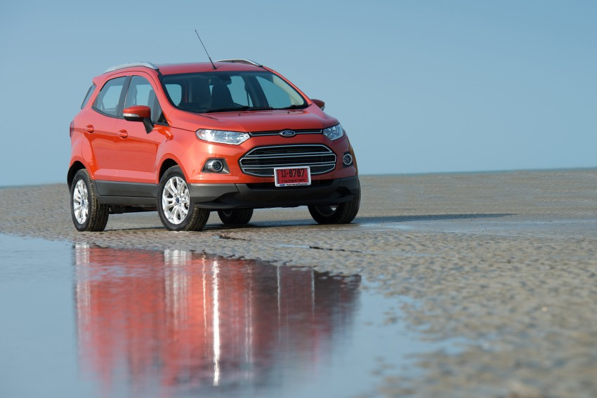 DRIVEN: Ford EcoSport 1.5 in Hua Hin, Thailand Image #245778