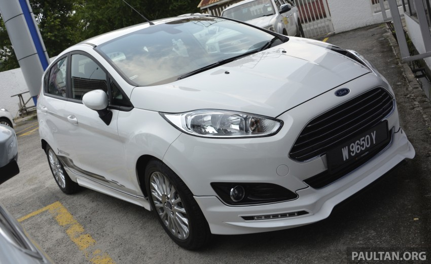 Ford Fiesta 1.0 EcoBoost launched – RM93,888 Image #245516