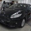 Ford Fiesta 1.0 EcoBoost MY 19