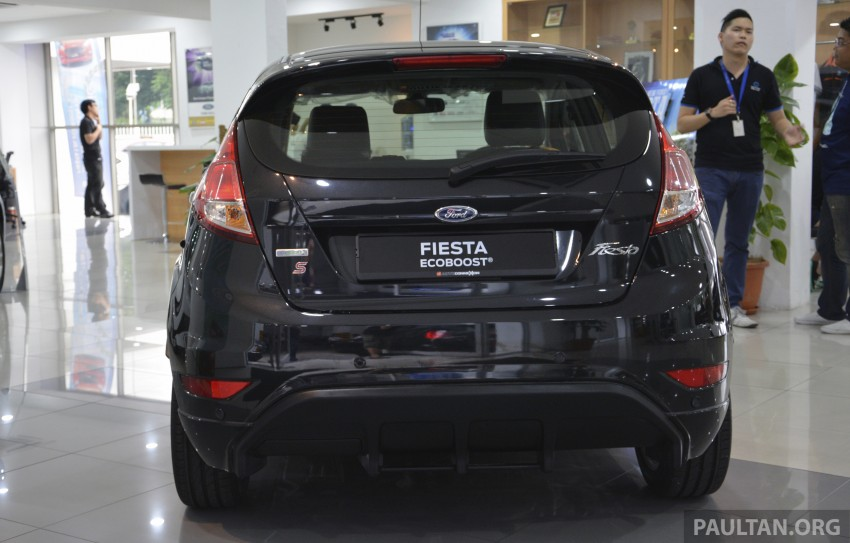 Ford Fiesta 1.0 EcoBoost launched – RM93,888 Image #245508
