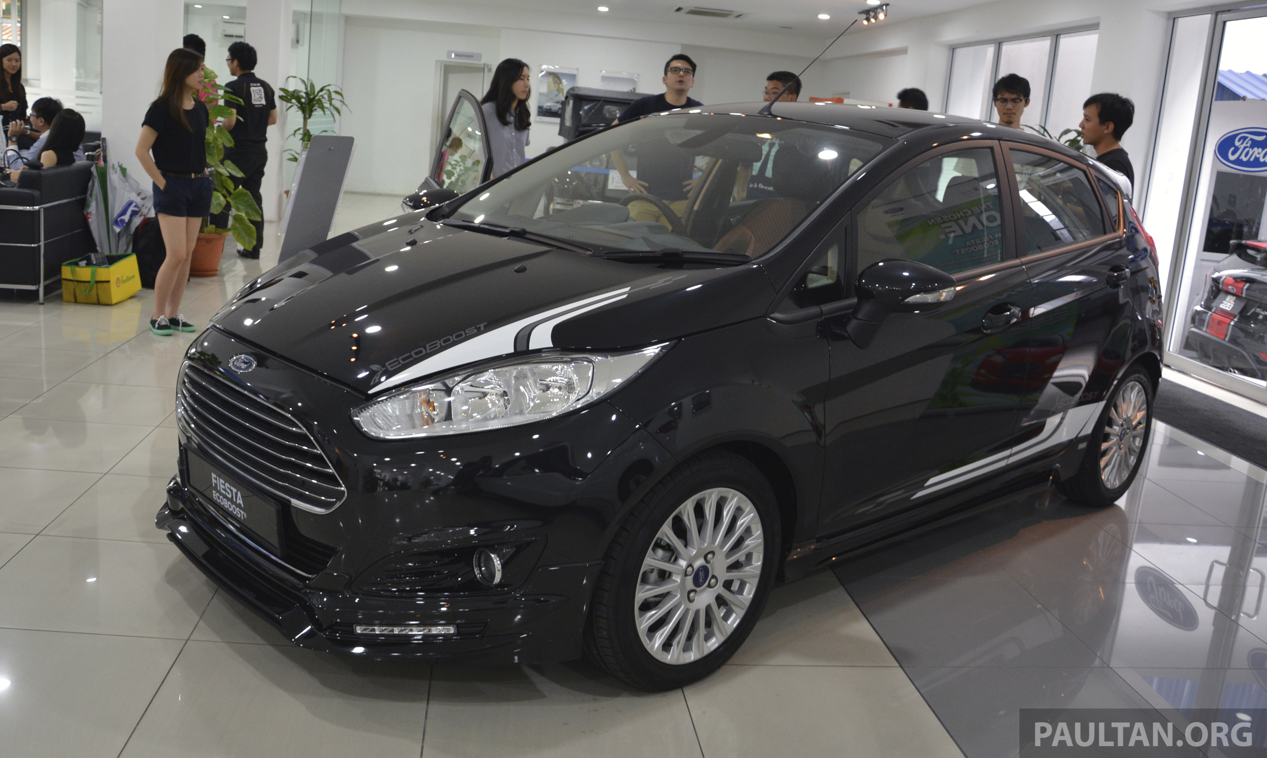 ford fiesta 1 0 ecoboost launched rm93 888 image 245528. Black Bedroom Furniture Sets. Home Design Ideas