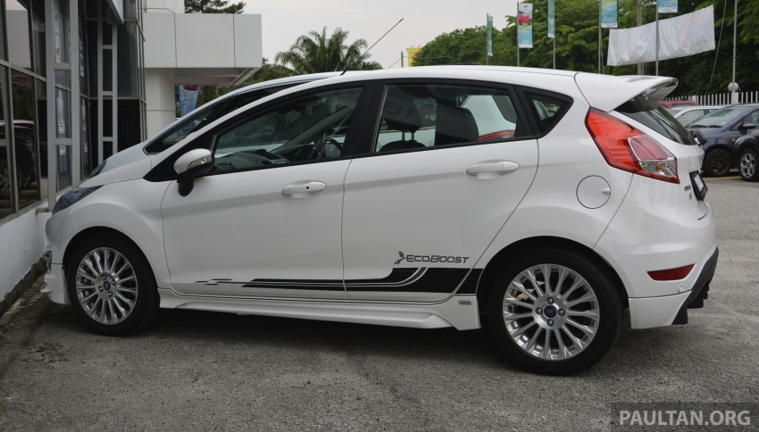 Ford Fiesta 1.0 EcoBoost launched – RM93,888 Image #245530