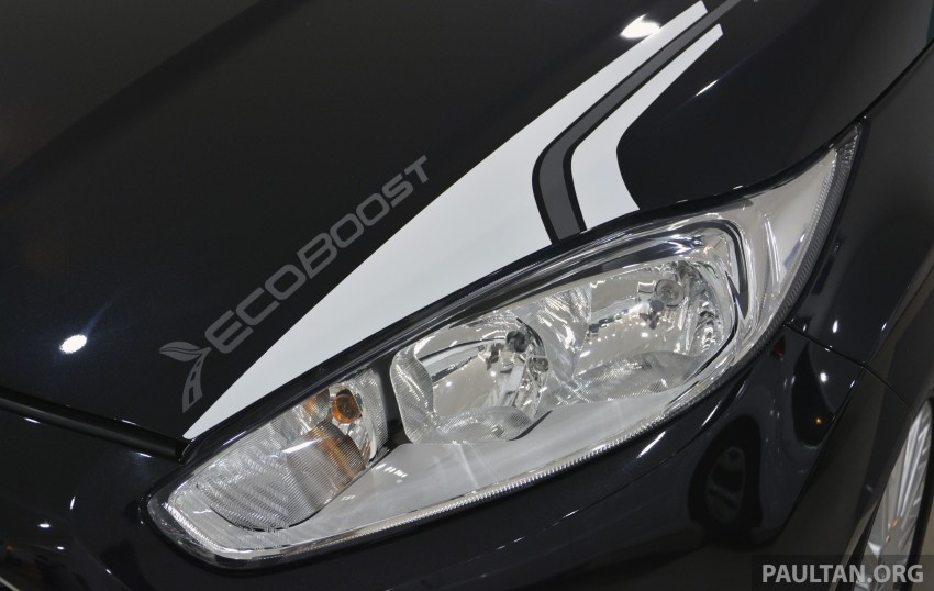 Ford Fiesta 1.0 EcoBoost launched – RM93,888 Image #245514
