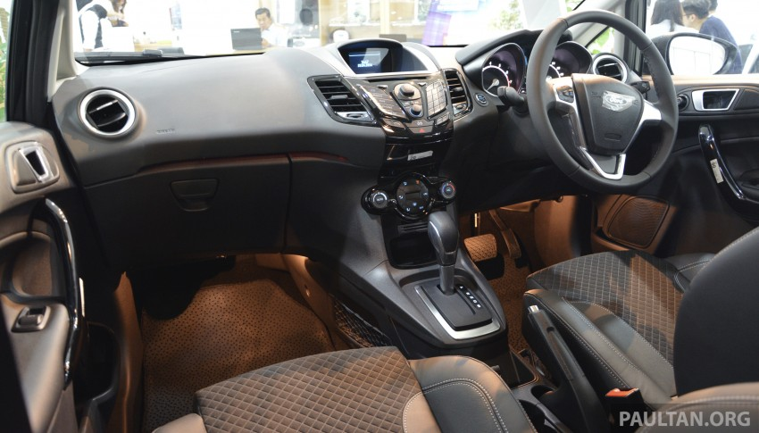 Ford Fiesta 1.0 EcoBoost launched – RM93,888 Image #245515