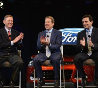 Alan Mulally Retiring July 1; Mark Fields Named President and CE