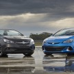 Holden Cascada and Astra VXR