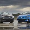 Holden Cascada and Astra VXR