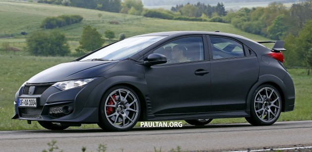 Honda Civic Type R 003
