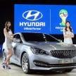 Hyundai Motor Strengthens Large Sedan Line-ups at the 2014 Busan International Motor Show 4