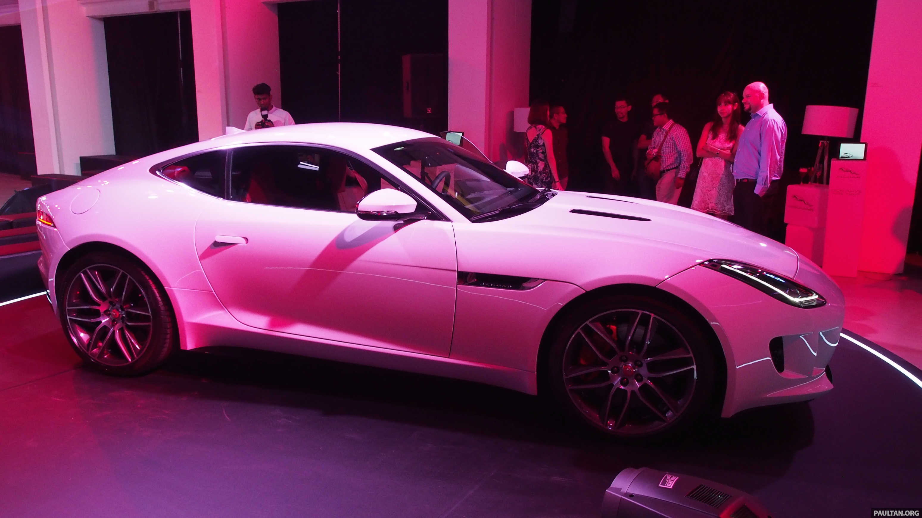 F Type Coupe >> Jaguar F-Type Coupe coming to Malaysia in Q3 2014 Image 246827