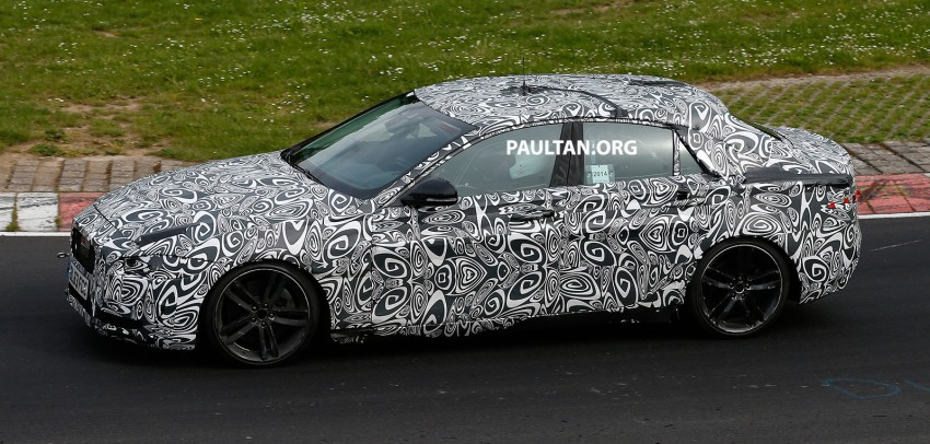 SPYSHOTS: Jaguar XE – 3 Series rival at Nurburgring Image #249645