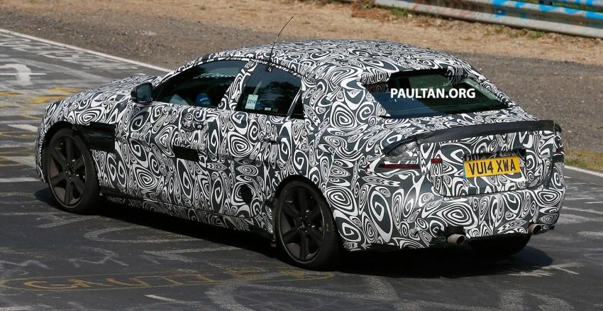 SPYSHOTS: Jaguar XE – 3 Series rival at Nurburgring Image #249646