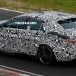 Jaguar XE Ring Spyshots-12