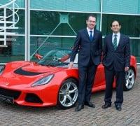 Jean-Marc Gales_CEO of Group Lotus plc and Aslam Farikullah 01_05_14_20p (3)