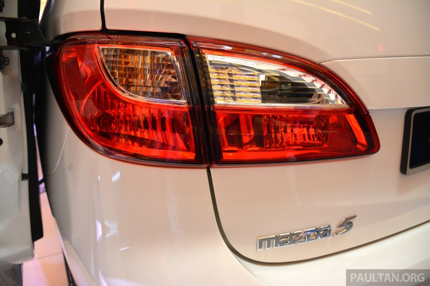 Mazda 5 SkyActiv launched in Malaysia – RM157,279 Image #248620