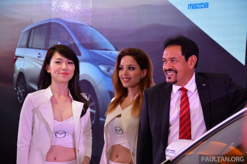 Mazda 5 SkyActiv launched in Malaysia – RM157,279 Image #248636