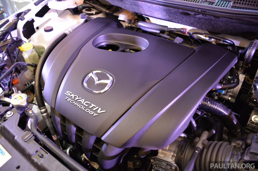 Mazda 5 SkyActiv launched in Malaysia – RM157,279 Image #248717