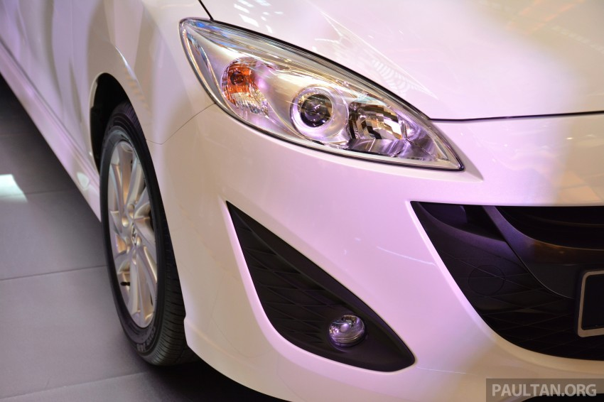 Mazda 5 SkyActiv launched in Malaysia – RM157,279 Image #248720
