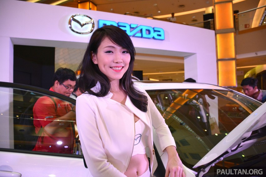 Mazda 5 SkyActiv launched in Malaysia – RM157,279 Image #248737